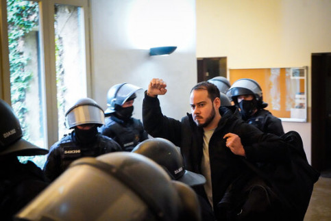 PODCAST: Rapper Hasel jailed and riots on streets