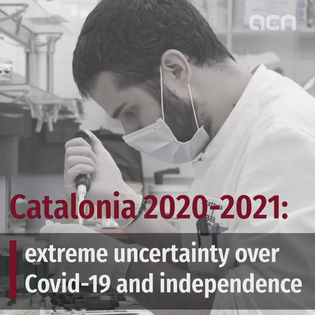 Catalonia 2020-2021: extreme uncertainty over Covid-19 and independence