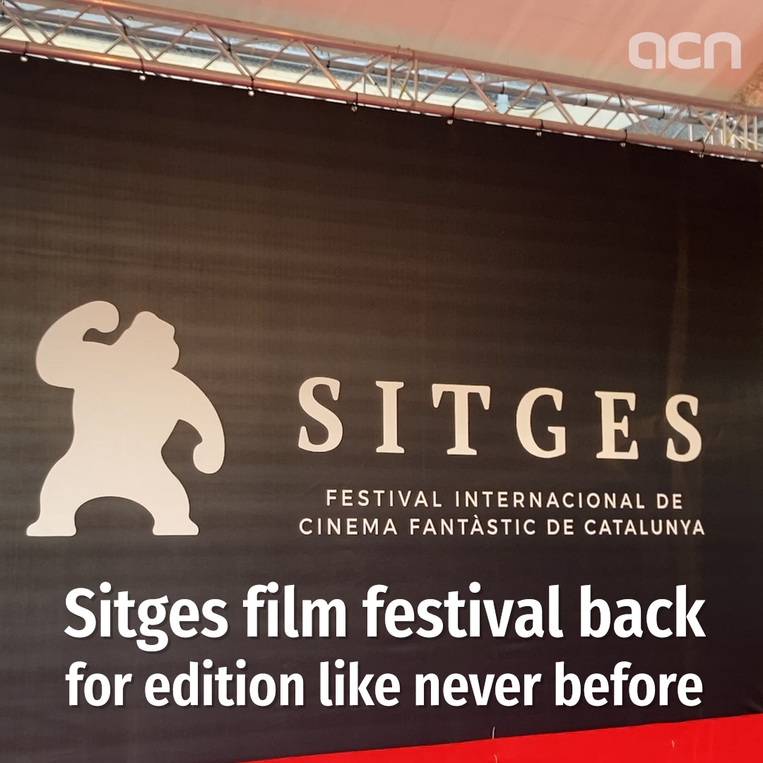 Fewer in-person screenings, no popcorn, but the red carpet remains; Sitges Film Festival 2020