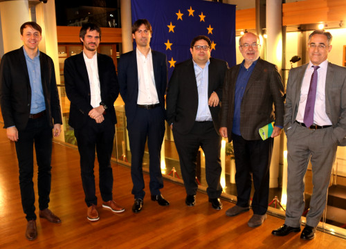 Catalan MEPs want to be able to use the Catalan language in the plenary (by ACN)