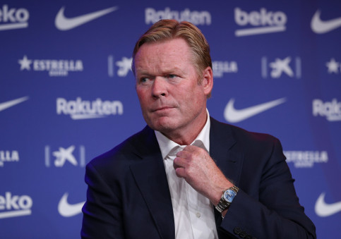 Huge Challenges On And Off The Pitch Lie Ahead For Koeman And Barca
