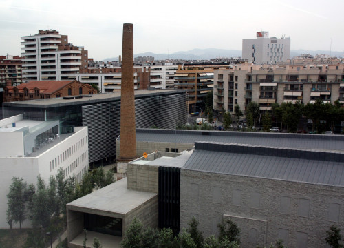 22@ is Barcelona's technological district, focusing on innovation and knowledge-based companies (by ACN)
