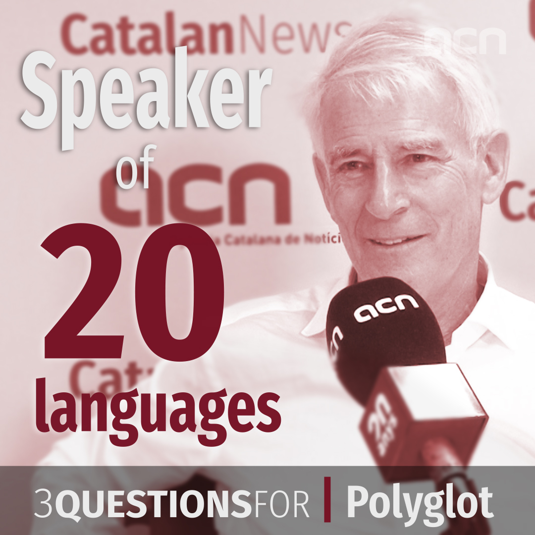 Why a well known polyglot is looking at Catalan for his next challenge