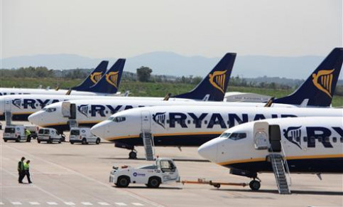 Ryanair is the main low-cost company at Girona airport.