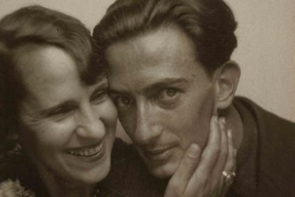 Salvador and Gala Dalí