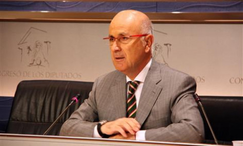 CiU's spokesperson in the Spanish Parliament, Josep Antoni Duran i Lleida