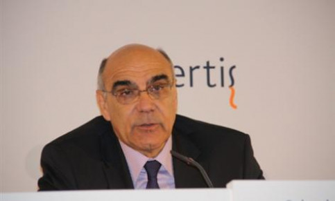 Salvador Alemany, chairman and CEO of Abertis.
