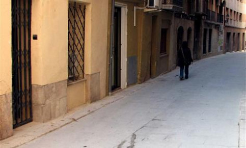 The suspected terrorist was detained in Tortosa