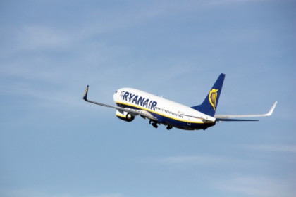 A Ryanair plane (by ACN)