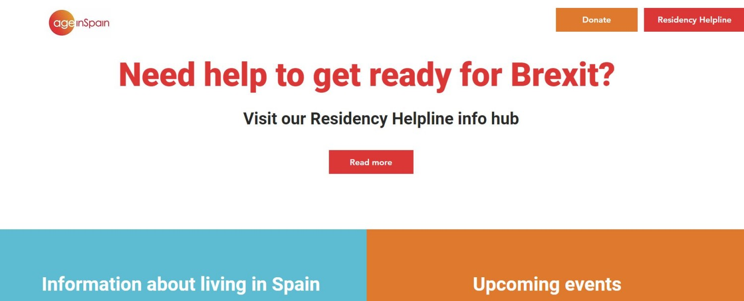 Age in Spain assists UK retirees residing in the country