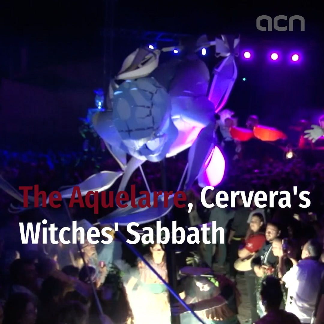 The Aquelarre, Cervera's Witches' Sabbath