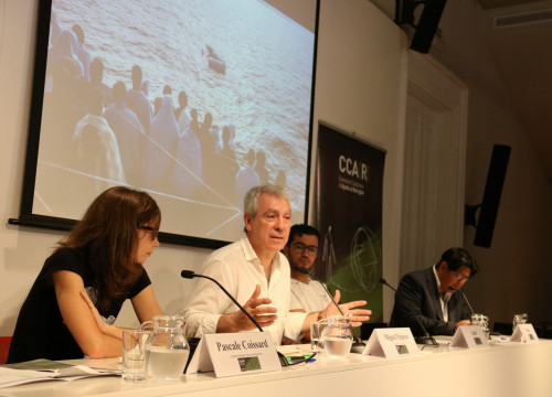 CEAR presents its annual asylum report (Alan Ruiz Terol/ACN)