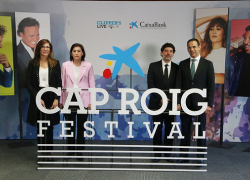 Cap Roig Festival organizers presented the 2020 lineup on February 28 (by Pau Cortina)