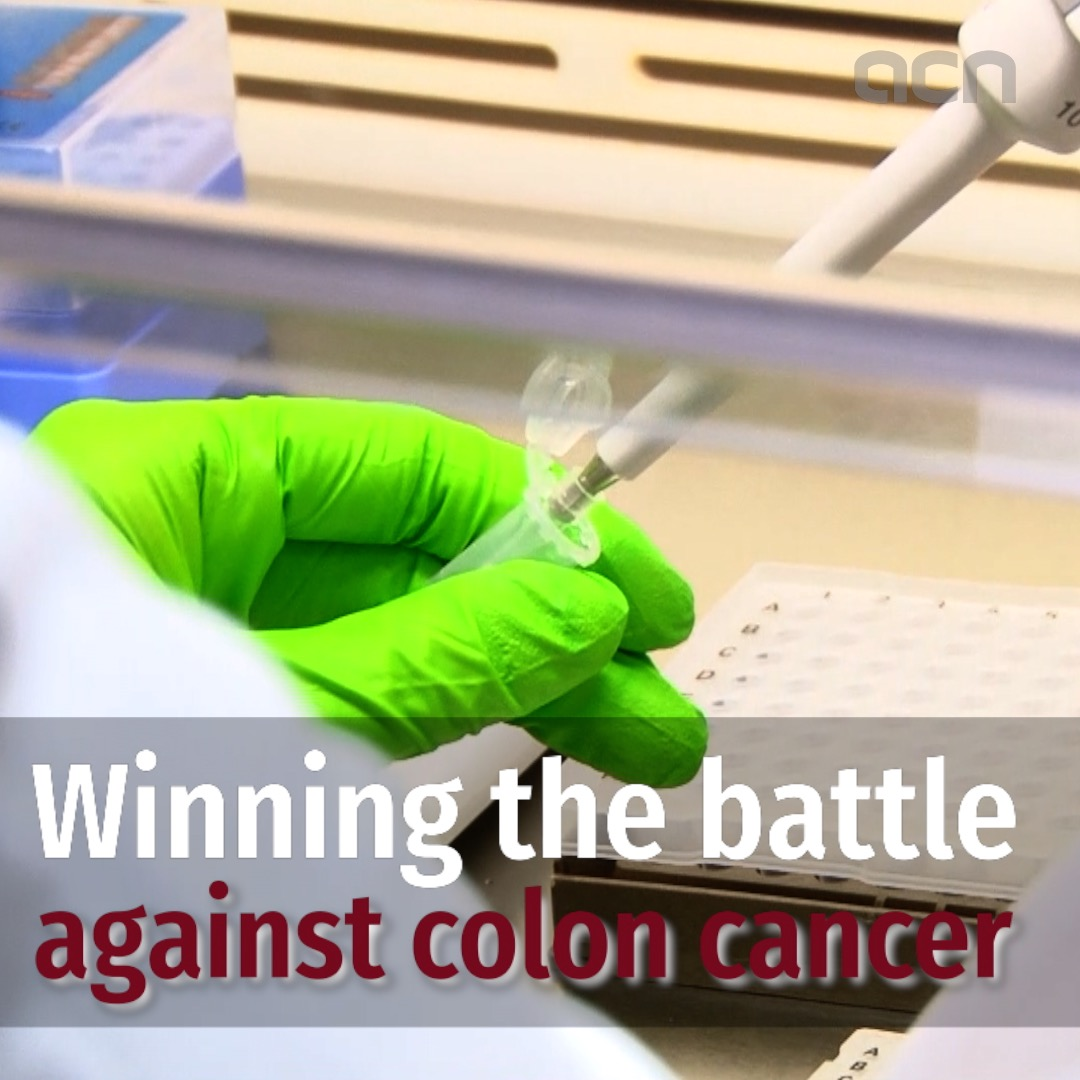 Winning the battle against colon cancer