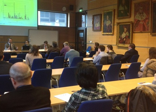 International experts debated on independence processes at a conference organised by DIPLOCAT and the Jagiellonian University of Krakow (by DIPLOCAT)