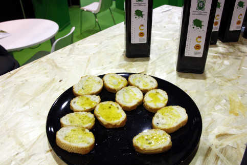 Olive oil is one of the basis of the Mediterranean Diet