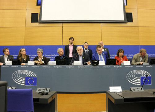 EU politicians explained their findings at a press conference on Wednesday