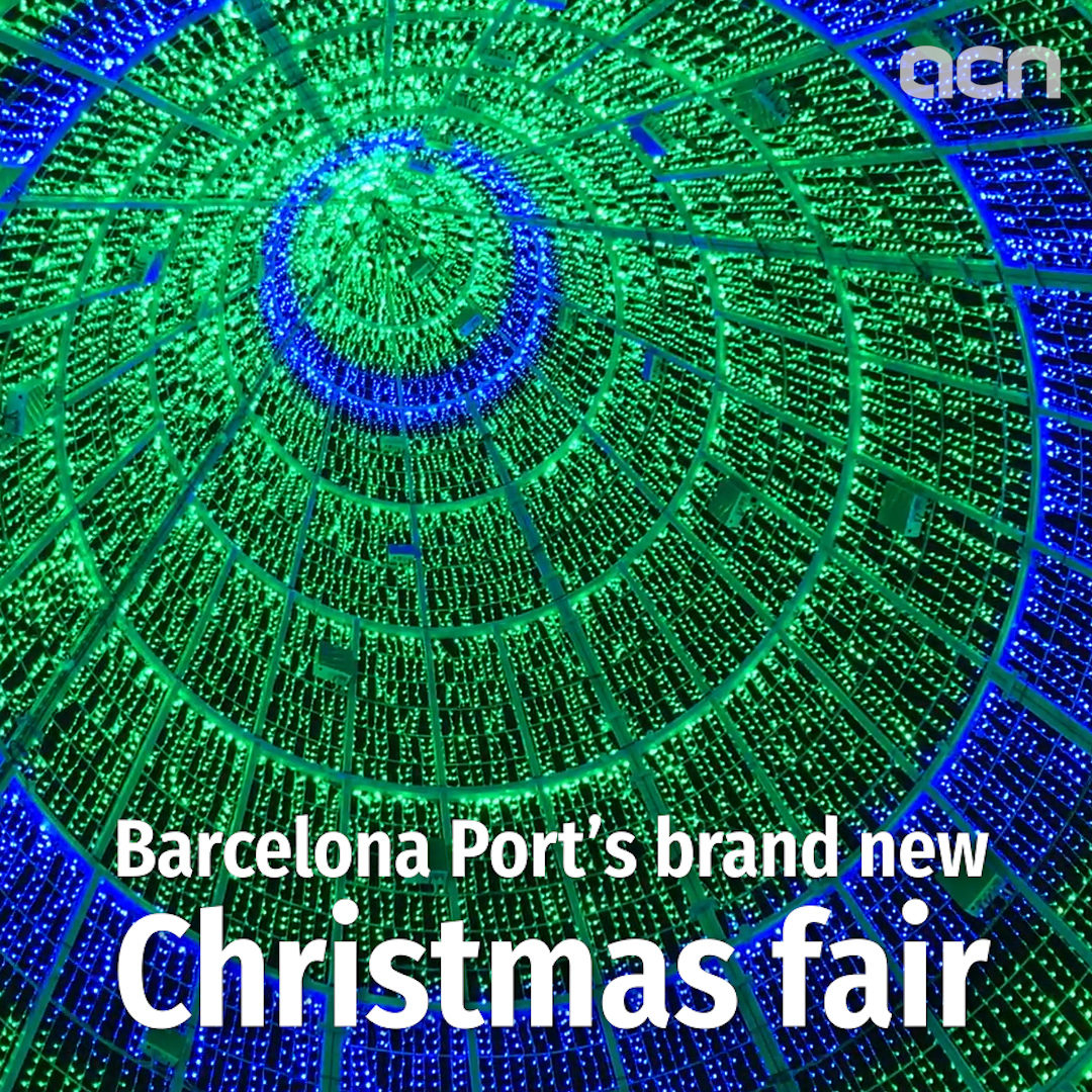 Port Vell: Barcelona's newest Christmas fair