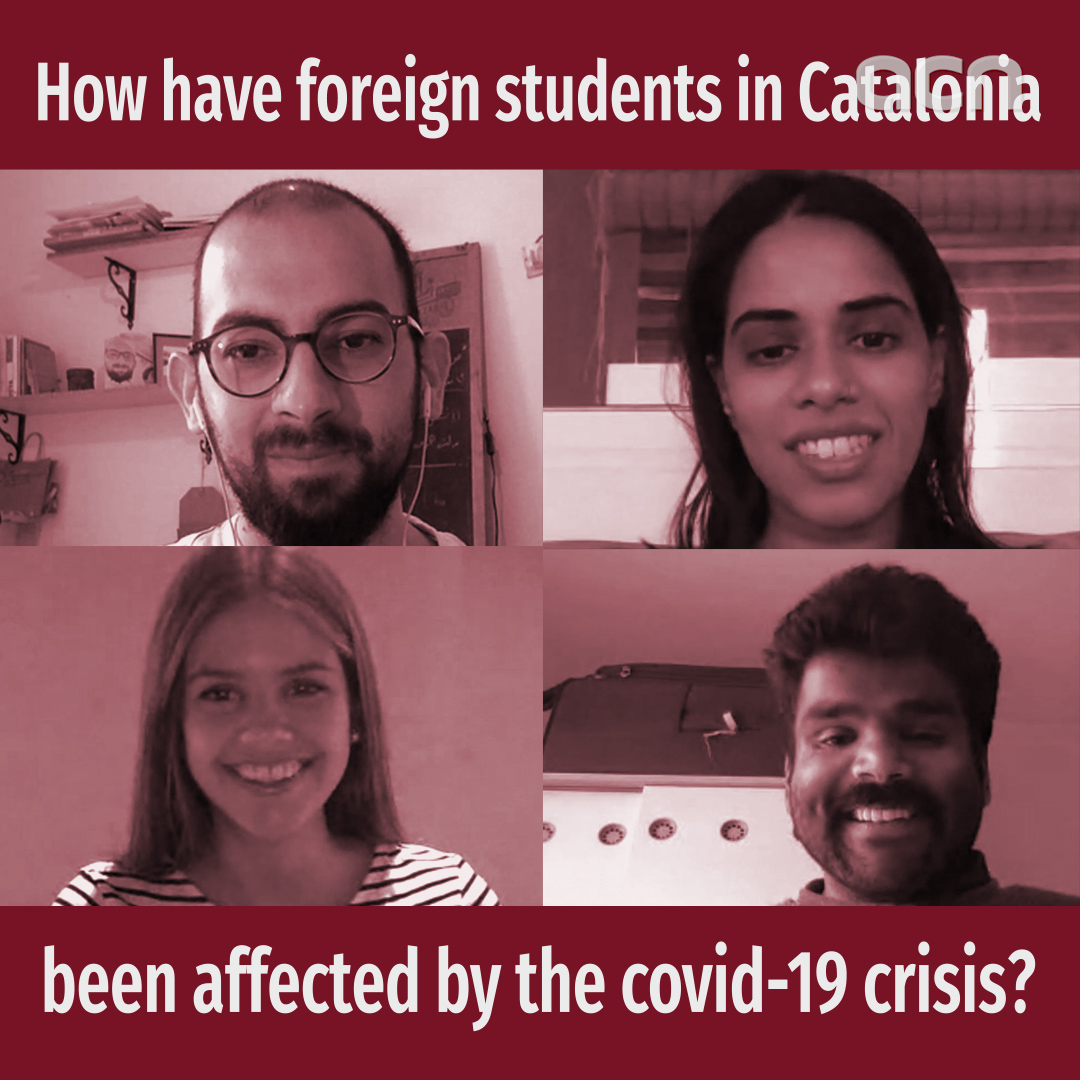 Away from home under uncertain circumstances: how has covid-19 affected foreign students?