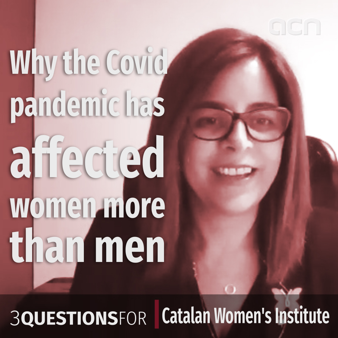 Why has the Covid-19 pandemic affected women more than men?