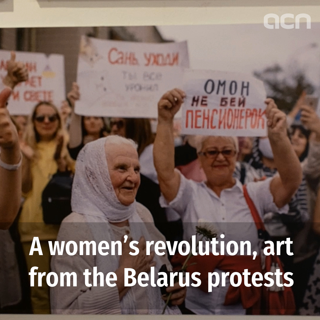 'Belarus is like a woman who has been mistreated'