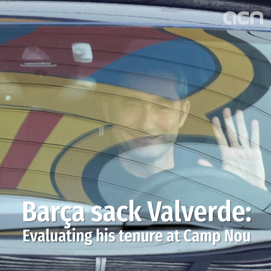 The good, the bad, and the disastrous - Evaluating Valverde's Barça tenure