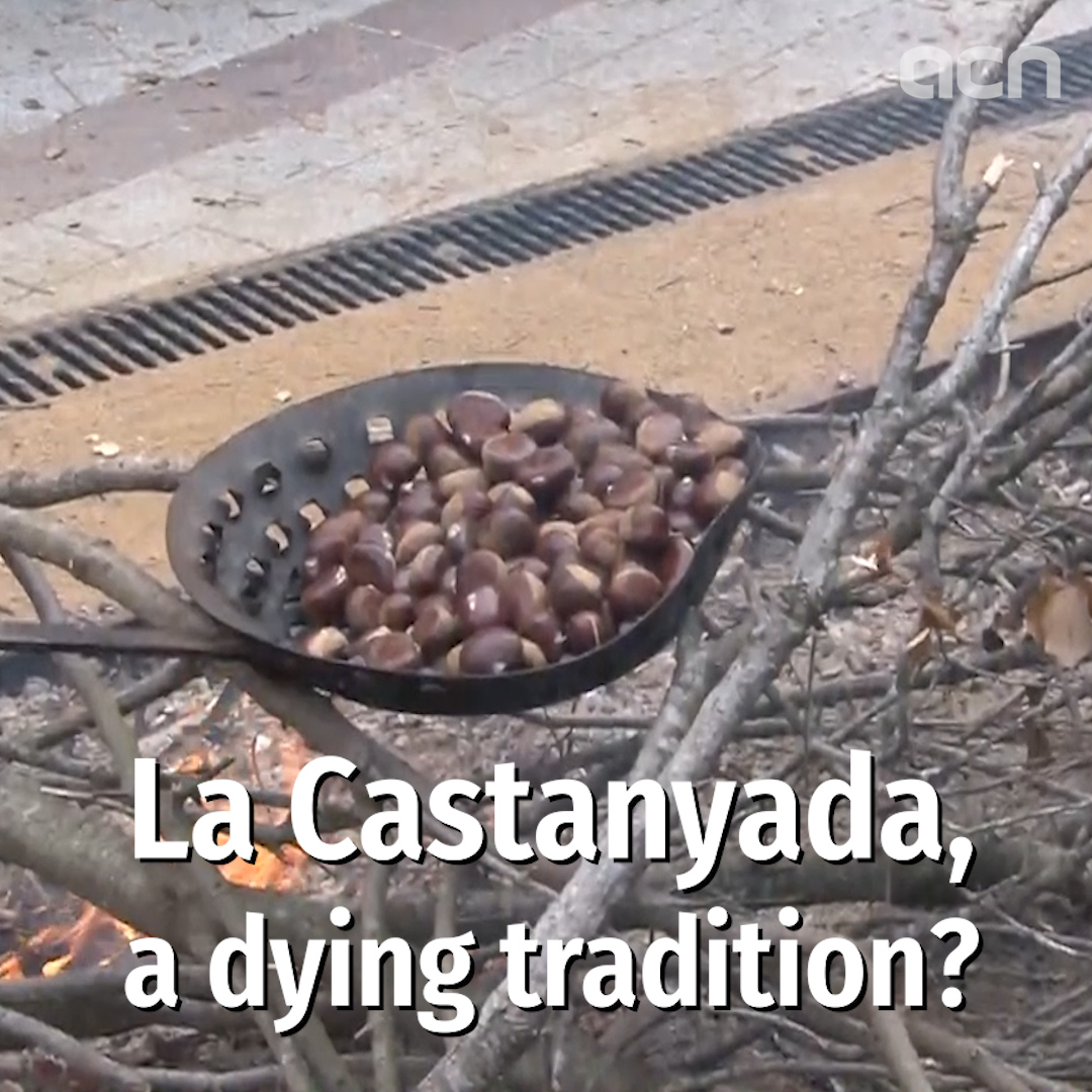 Catalonia's Castanyada faces competition from imported Halloween celebrations