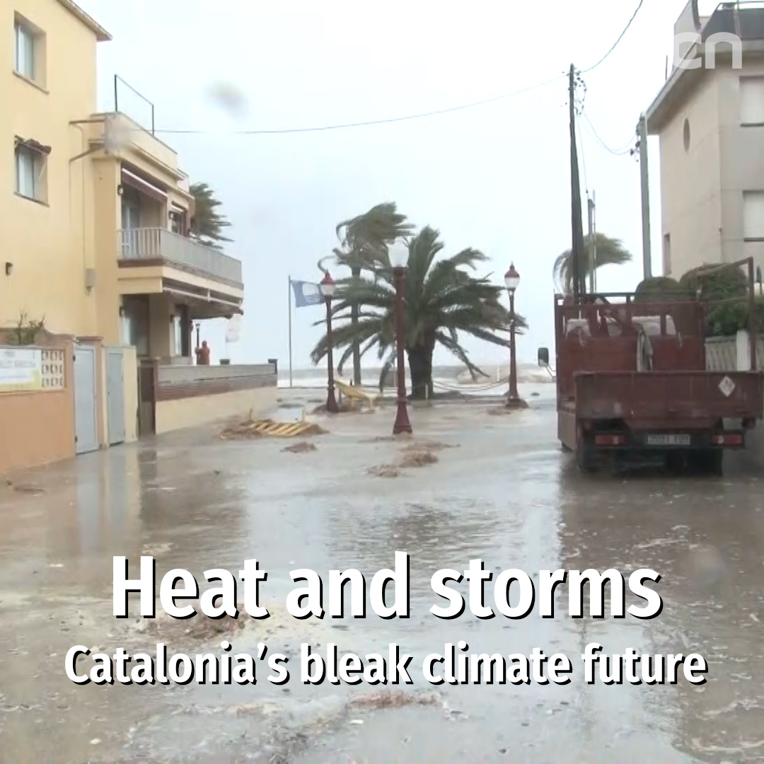 Examining the bleak future that climate change can bring to Catalonia