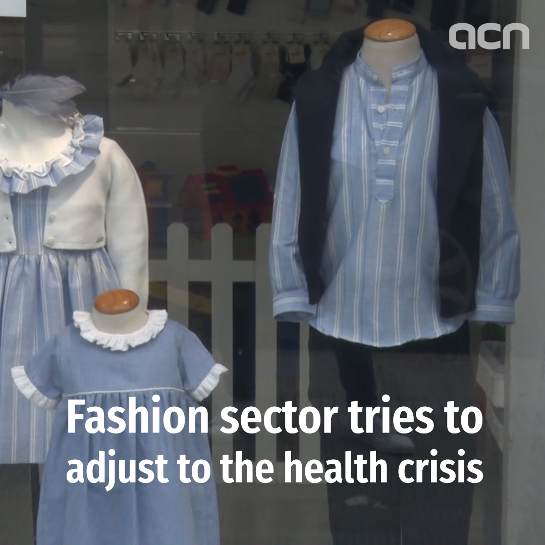Fashion sector tries to adjust to coronavirus crisis