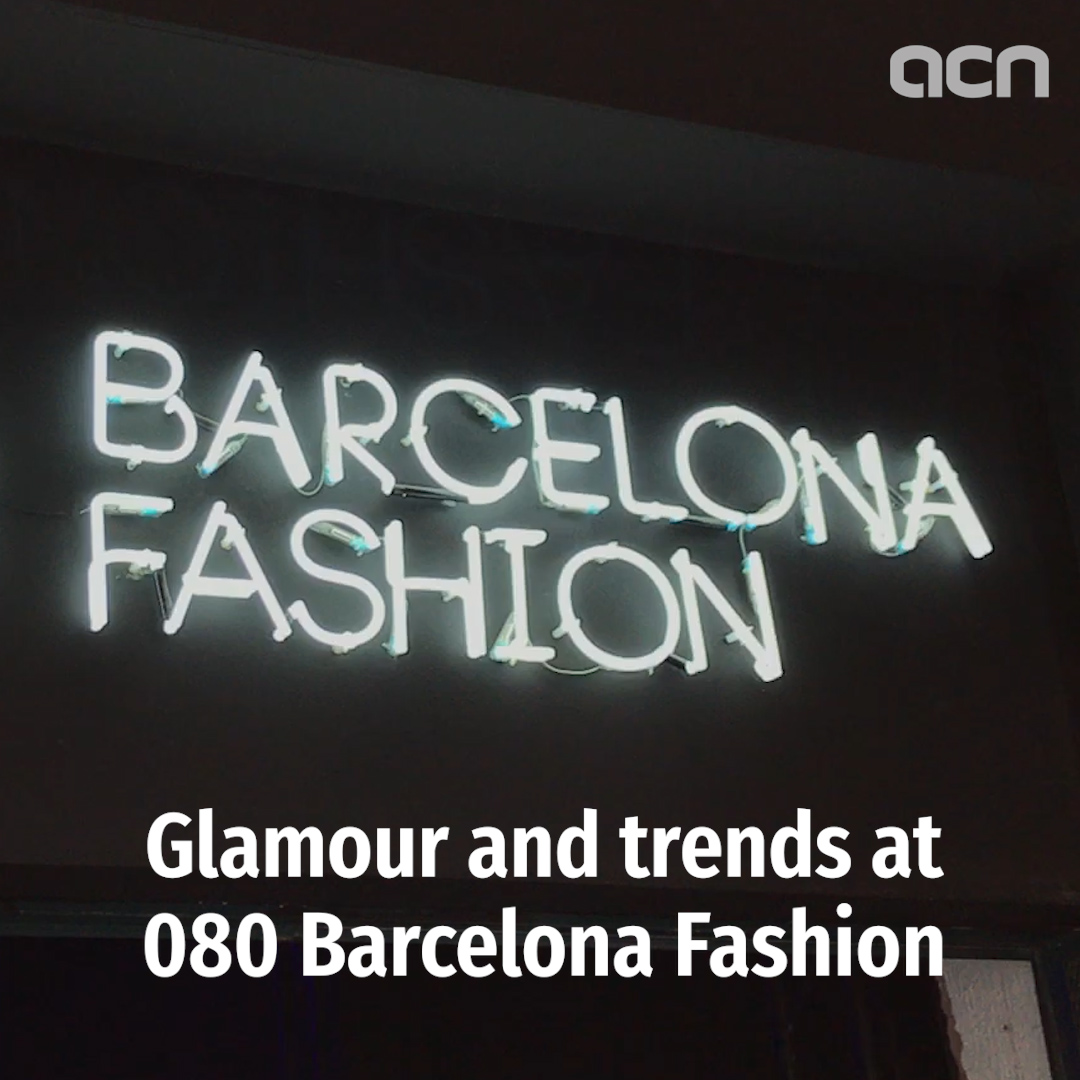 Glamour and trends at 080 Barcelona Fashion