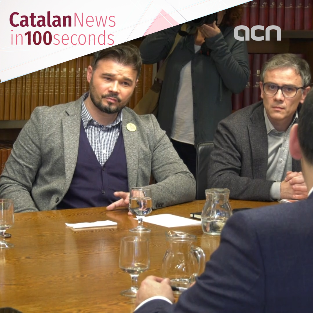 10-Dec-19: 'Talks advance to invest Sánchez but no conclusion yet'