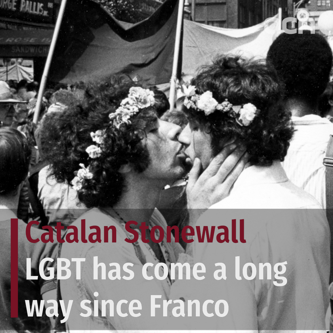Catalan Stonewall: LGBT has come a long way since Franco