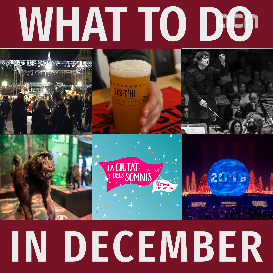 Christmas markets, winter beer, and family fun: What to do in December