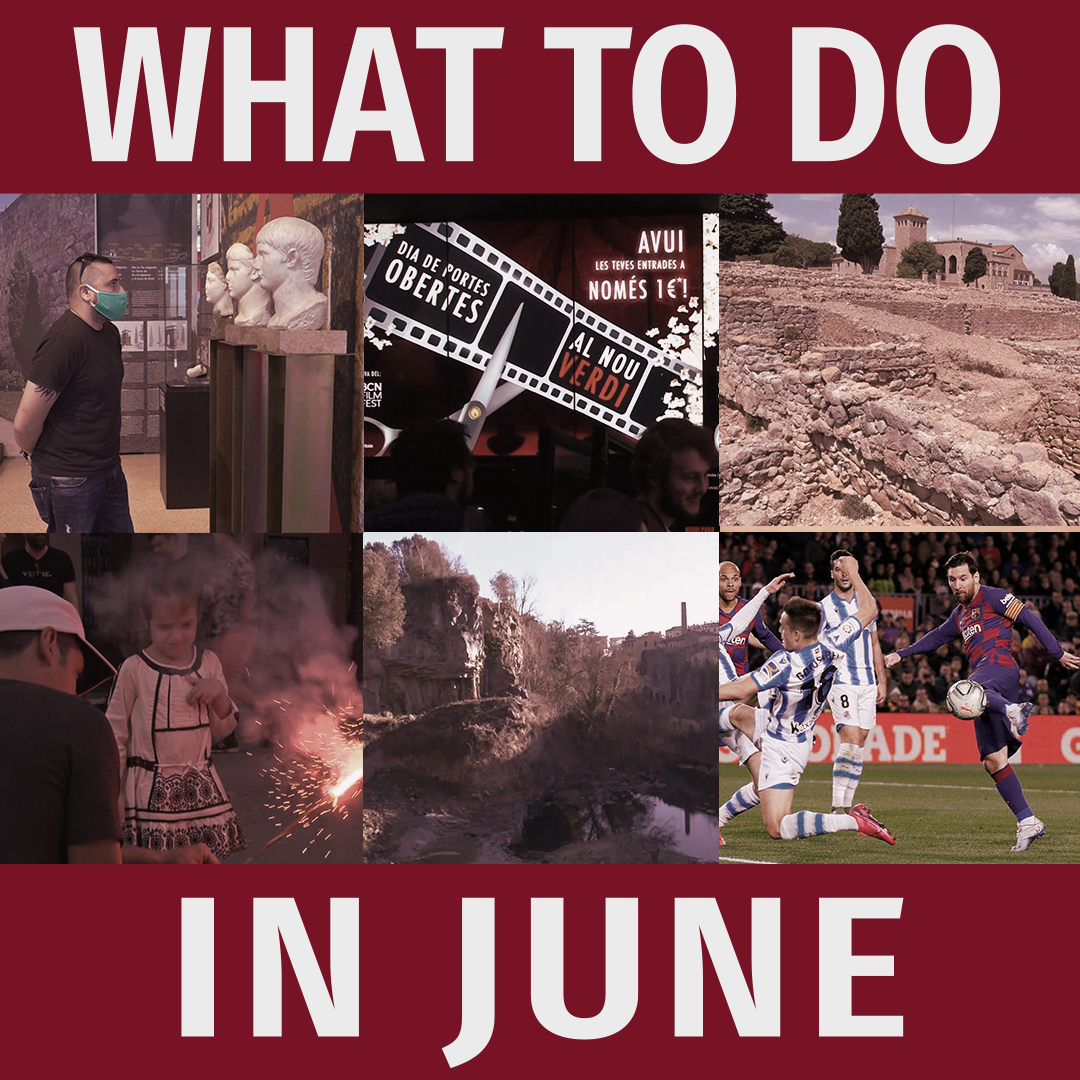 What to do in June