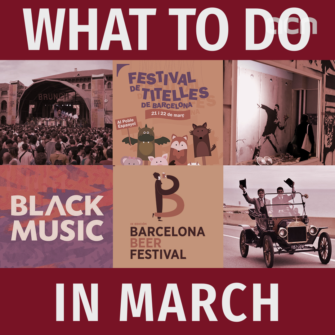 What to do in March if you are in Catalonia