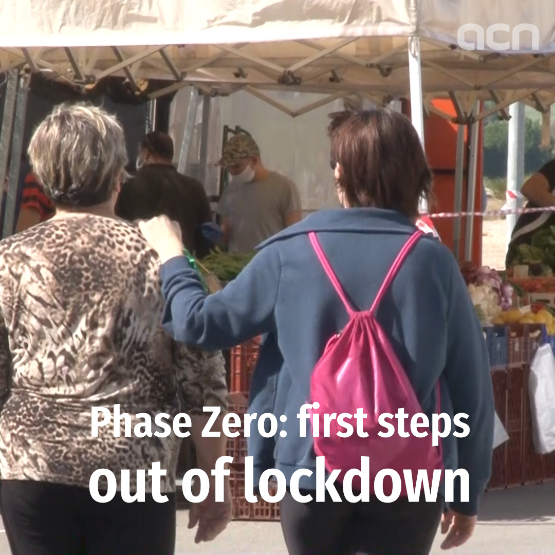 Phase Zero: First steps out of lockdown