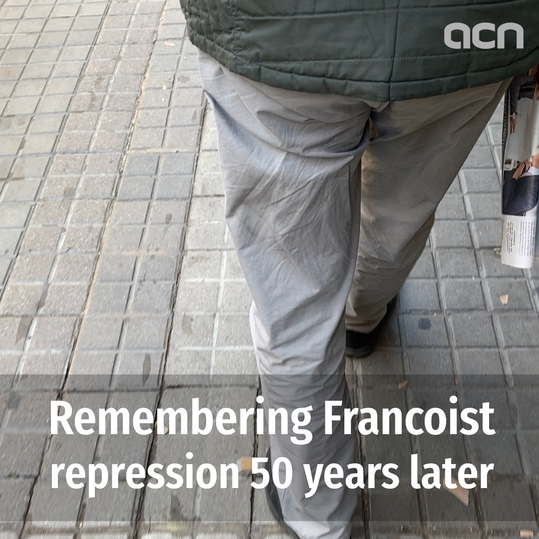 Arrested, tortured, and exiled: remembering Francoist repression 50 years later