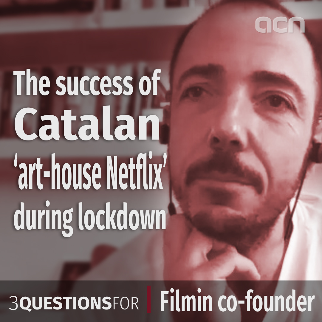 The success of Catalan 'art-house Netflix' during lockdown