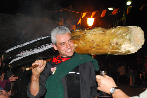 The Summer solstice fire festivals, in the Pyrenees (by ACN)