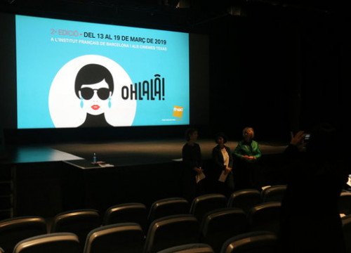 The Francophone Cinema Festival will take place at two locations in central Barcelona