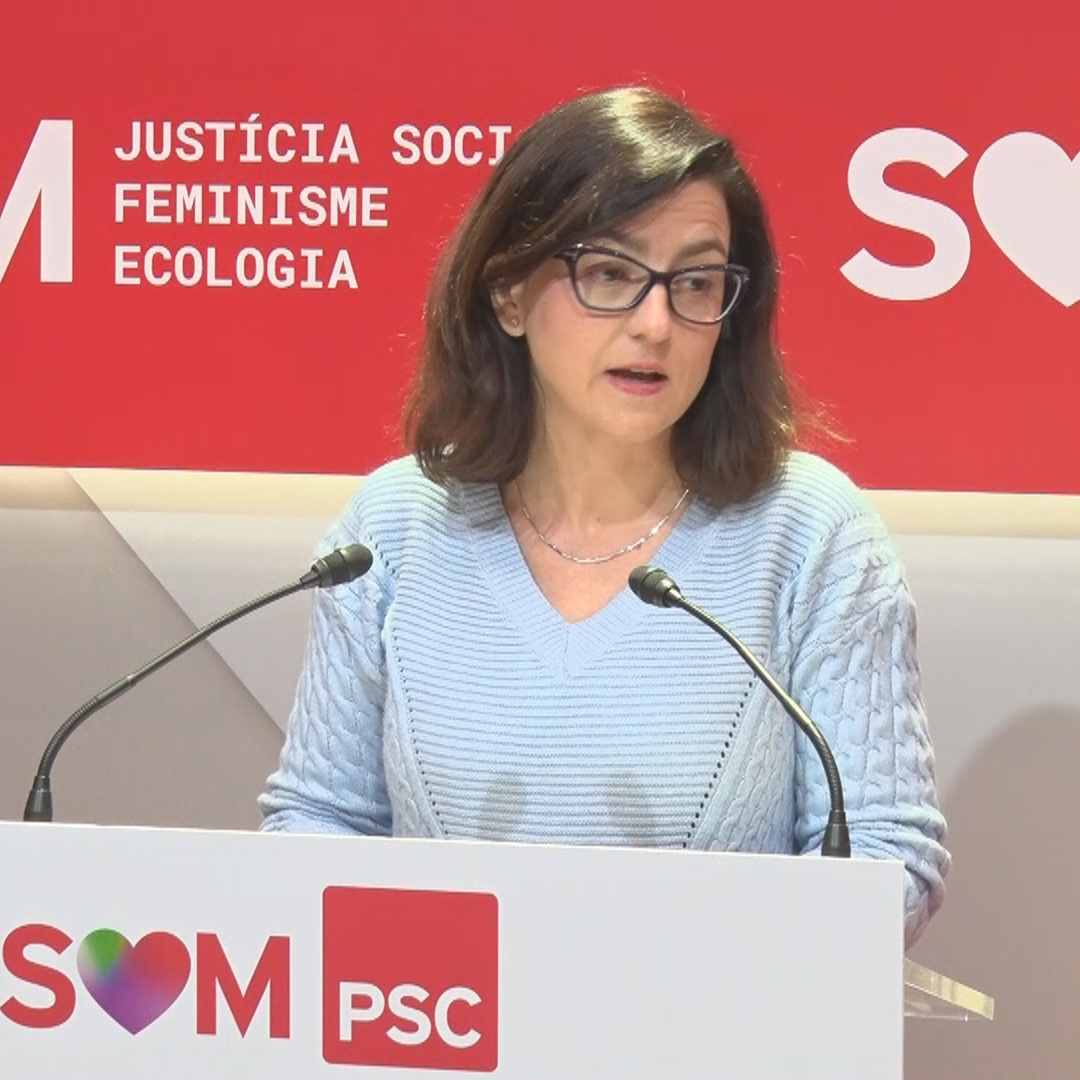 Catalan Socialists 'disappointed' with makeup of Catalan negotiating delegation