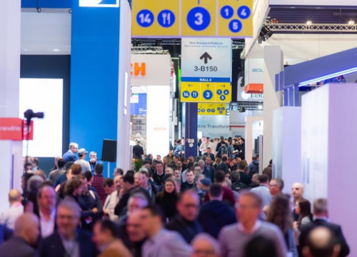 ISE Amsterdam 2019 fair (Courtesy of Thomas Krackl/ISE)