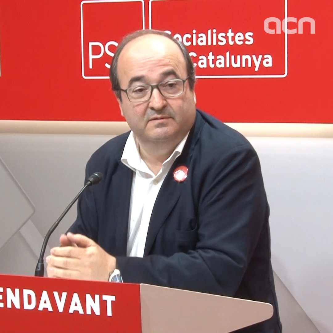 """Independence-supporting government not best for BCN,"" say Socialists"