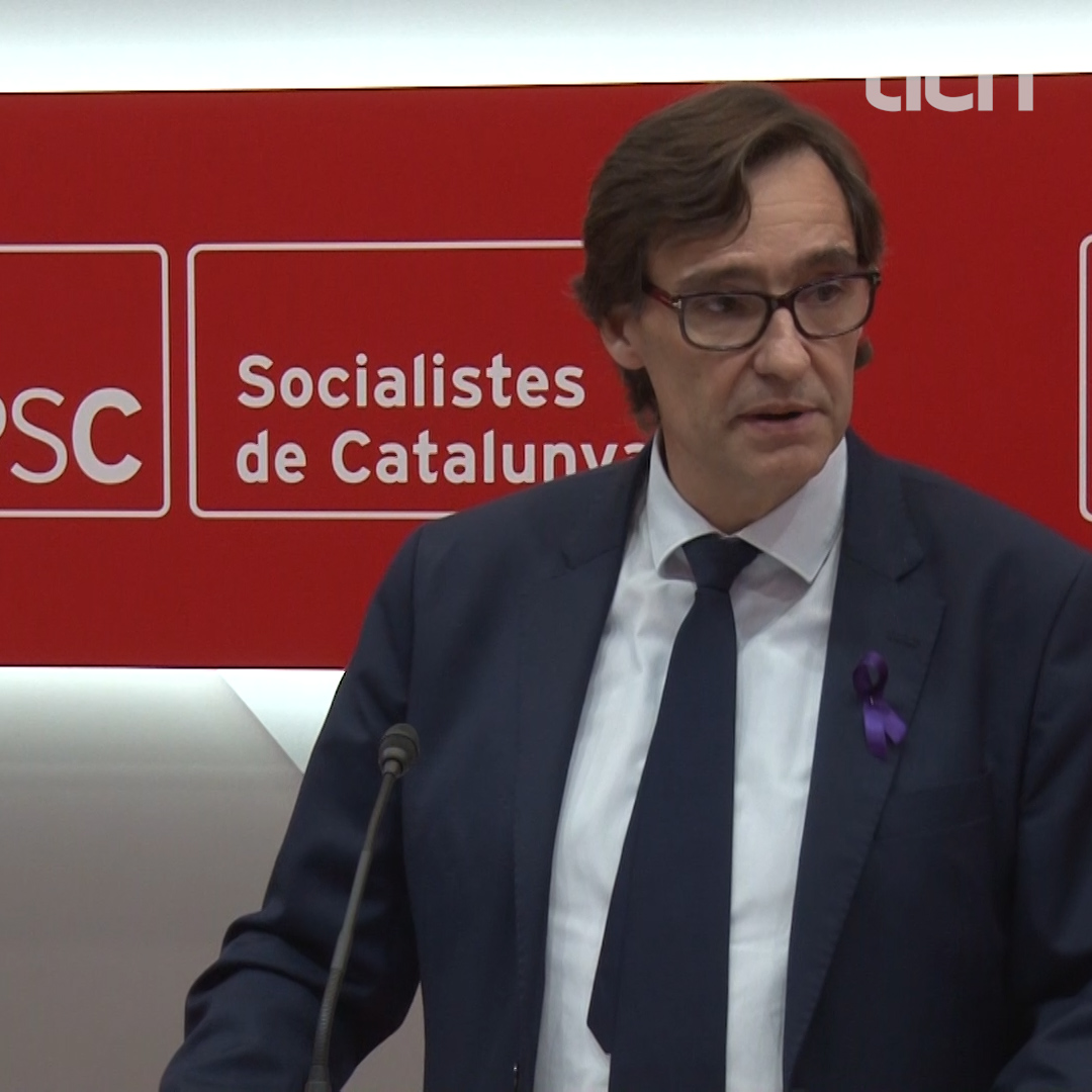 Socialist-led government only 'open to dialogue' over Catalonia, says MP