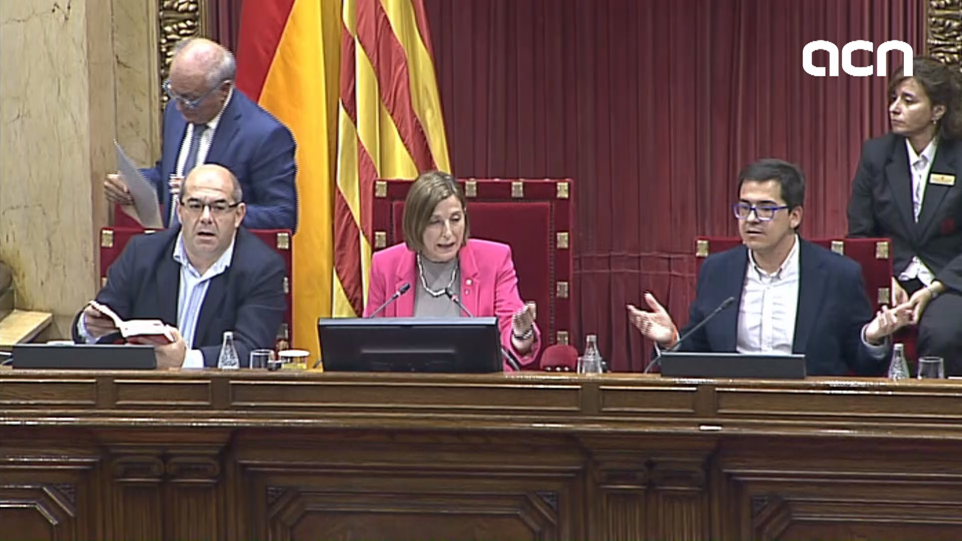 Carme Forcadell will not continue as Parliament president