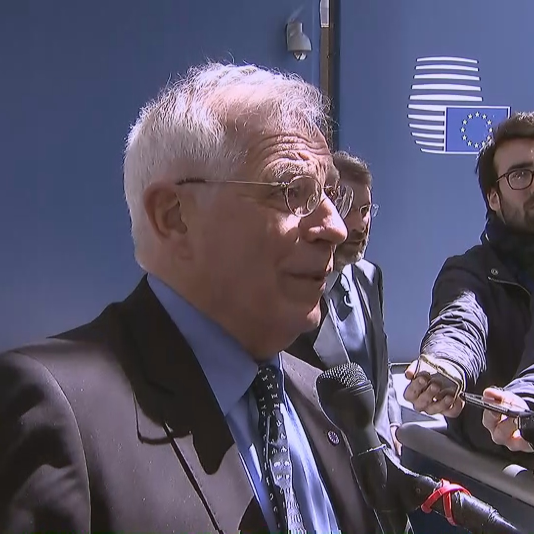 Borrell: 'Whether or not Puigdemont can take office depends on the electoral authority'