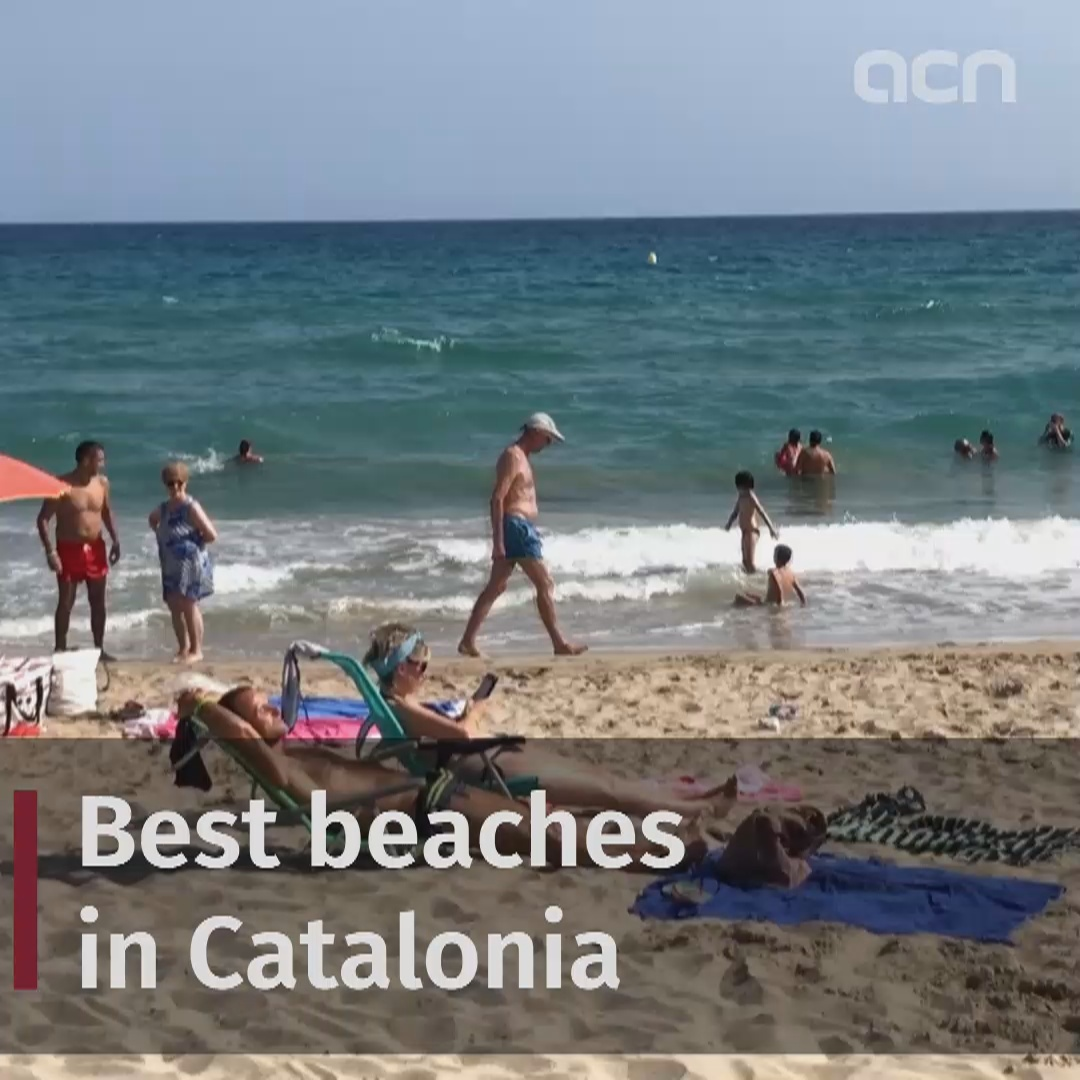 Best beaches in Catalonia