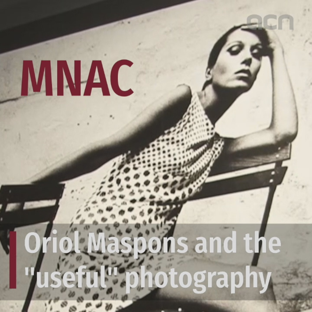 Oriol Maspons and 'useful photography'