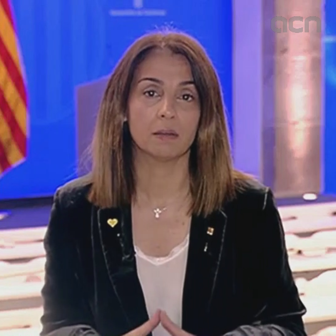 Catalan government spokesperson: 'We don't understand why things are done this way'