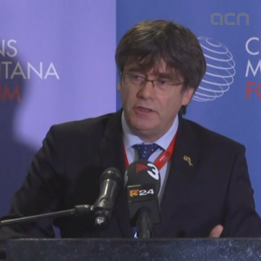 Puigdemont believes there are no valid legal reasons preventing him from becoming MEP